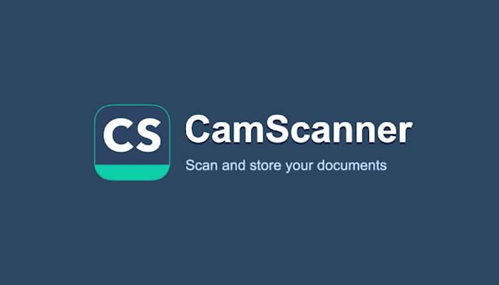aplicacion para escanear documentos - CamScanner