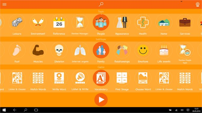Fun-Easy-Learn-English-app