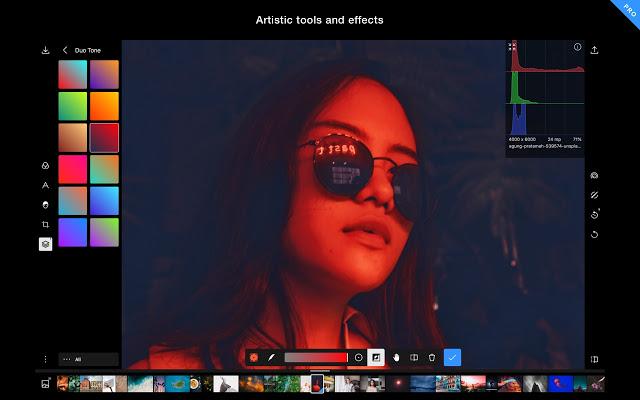 aplicaciones para editar fotos en el celular