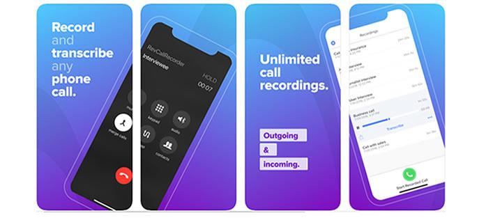 aplicaciones para grabar llamadas en ios