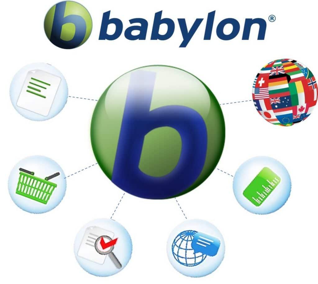 Babylon Translator, Aplicaciones para Traducir Textos