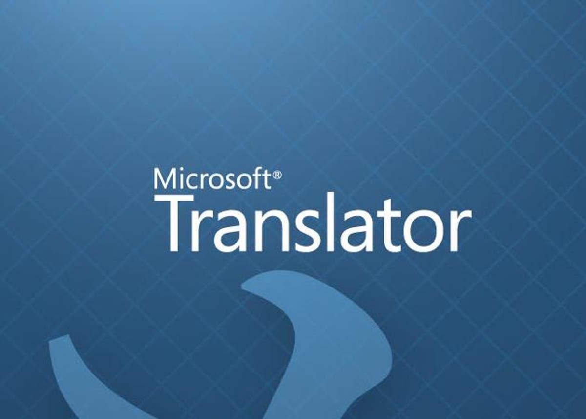 Microsoft Traductor