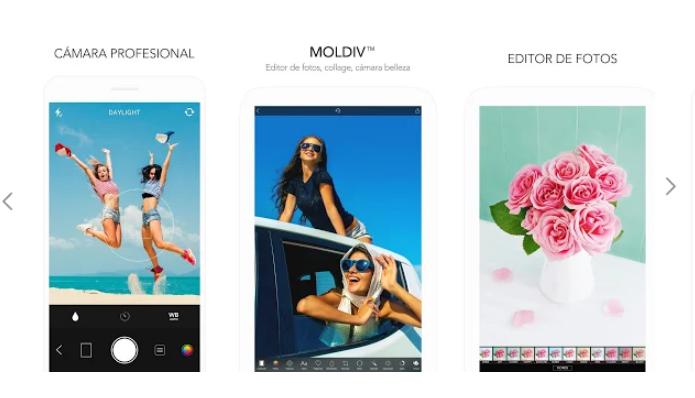 Aplicaciones para hacer montajes con fotos