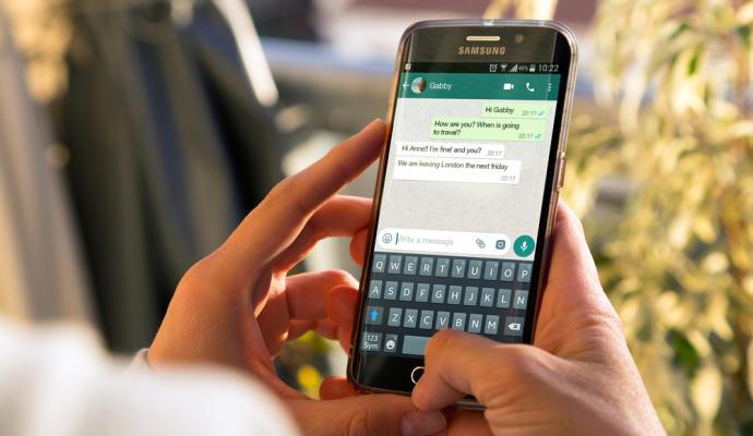 WhatsApp, app para chatear