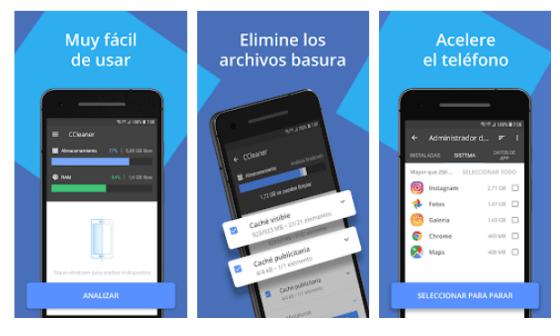 App CCleaner