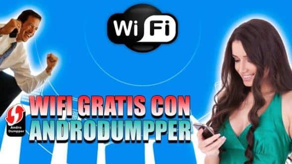 AndroDumpper - - aplicaciones para hacker wifi